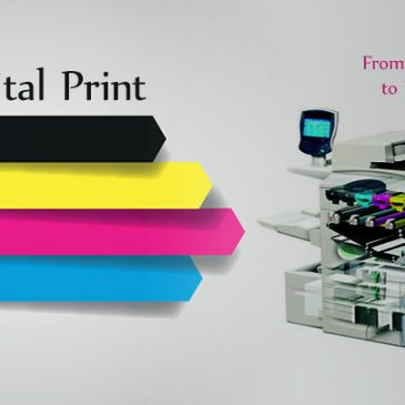 Digital Printing; Fast & Affordable