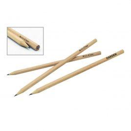 Eco Natural Wood HB Pencil