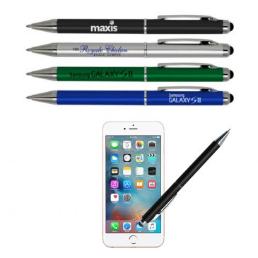 Nexus – Touch Screen Stylus Ball Pen – Twist Action