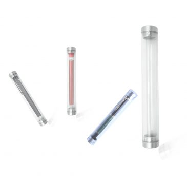 Plastic Pen Tube