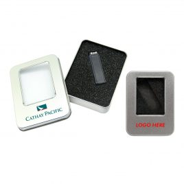 USB Metal Gift Box