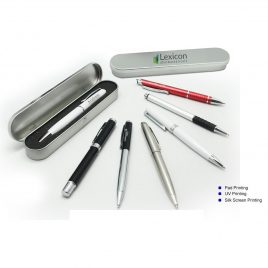 Single Pen Metal Gift Box
