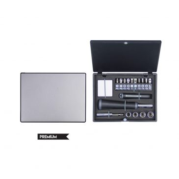Metalic Case Toolkit (18pcs)