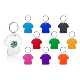 T Shirt Key Holder