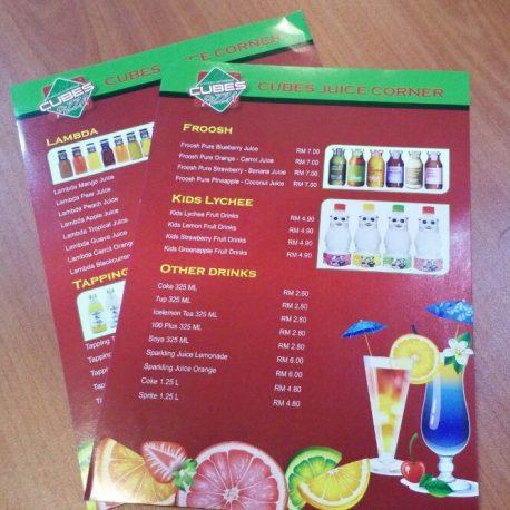 Leaflet A4