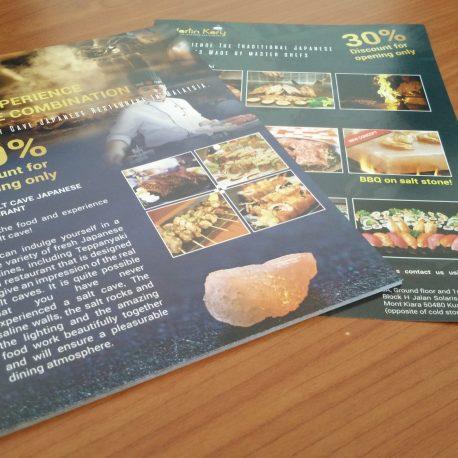 Leaflet A6