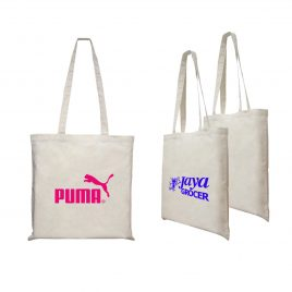 Eco Natural 100% Cotton Bag