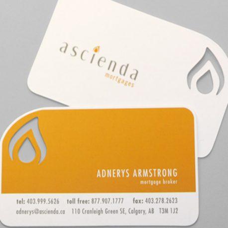 Mortgage-Broker-Die-Cut-Business-Card