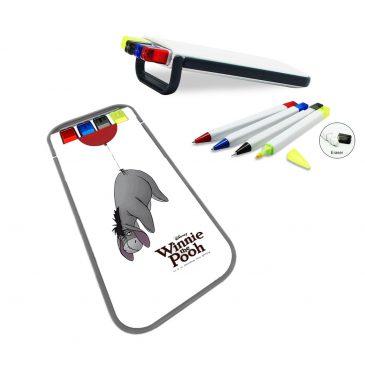 Pen ,Mechanic Pencil, Eraser & Highlighter Set