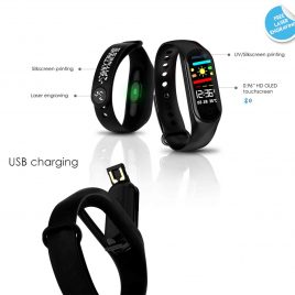 NORDIC – Smart Fitness Tracker