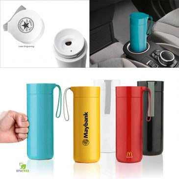 BUTTERFLY – Vacuum Thermal Suction Flask (400ml)