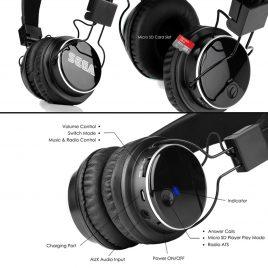 REVERB – Bluetooth Headphones