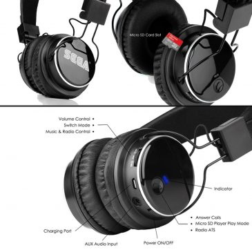 REVERB – Bluetooth Headphones