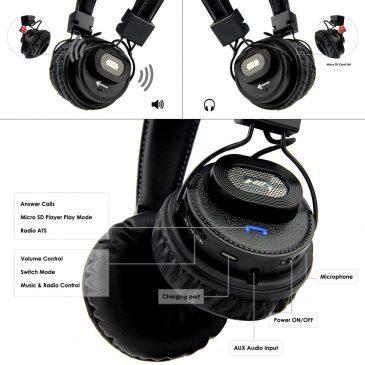 MOTION – Bluetooth Headphones & Speaker