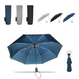 """UMBRA – 21.5"""" Tri Fold Auto Umbrella"""