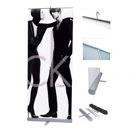 Luxury Roll up Stand with Hanging Hook