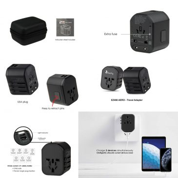 AERO – Travel Adapter