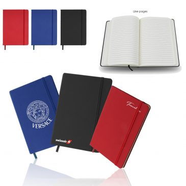 BINDER – PU Leather Notebook