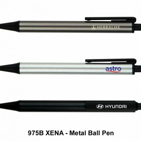 XENA - Metal Ball Pen - 975B