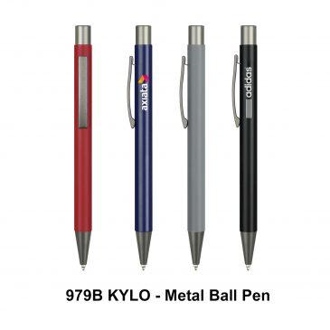 KYLO - Metal Ball Pen - 979B