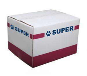 White Paper Carton